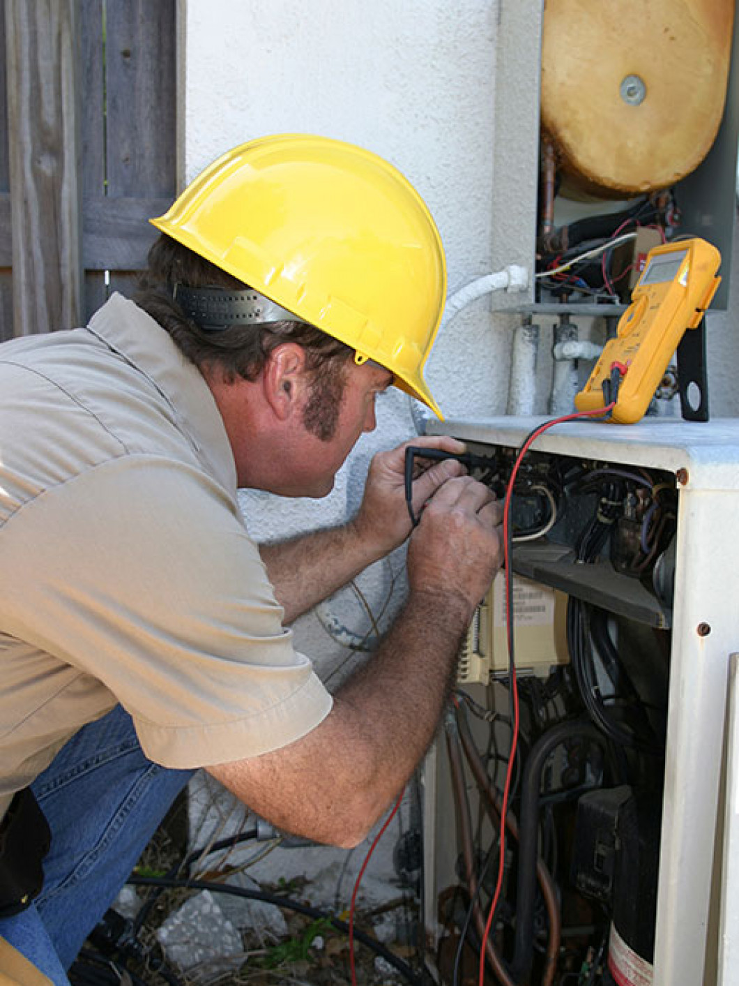 Air Conditioning, Heating, & HVAC Maintenance Services